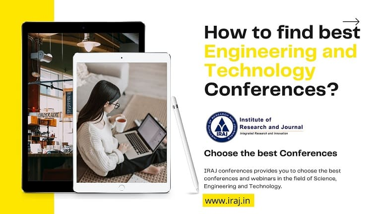 How to find best Engineering and Technology Conferences